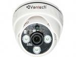 Camera HDCVI Dome hồng ngoại 1.0 Megapixel VANTECH VP-105CVI